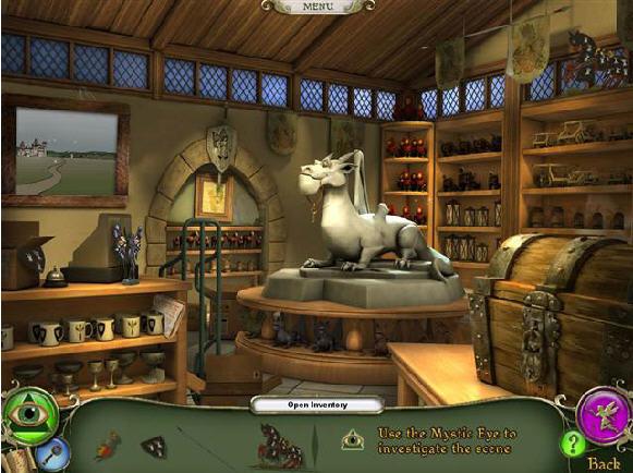 幽灵奇谭:文艺复兴魅影截图1