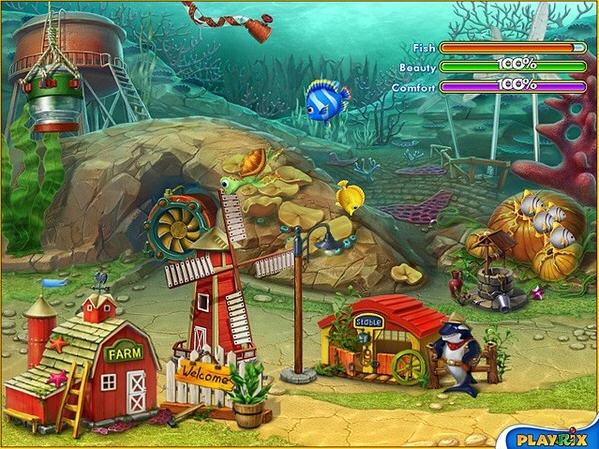 梦想水族馆2截图1
