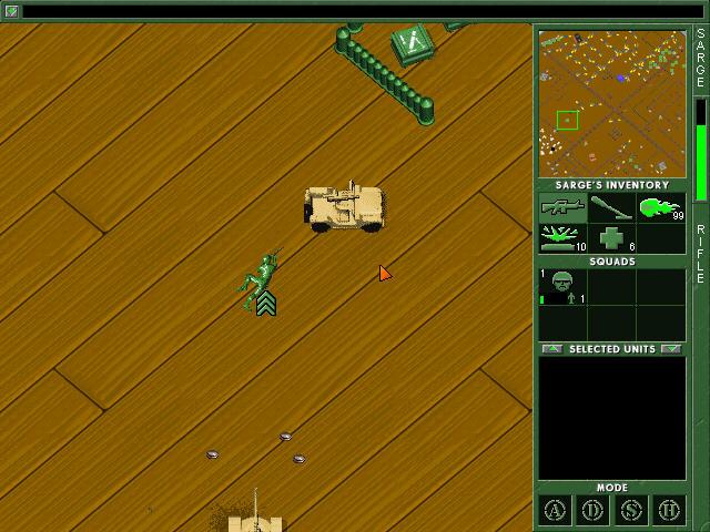 玩具兵大战3(ArmyMen3)中文硬盘版截图0