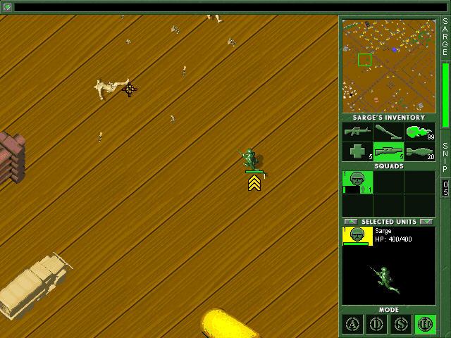 玩具兵大战3(ArmyMen3)中文硬盘版截图1