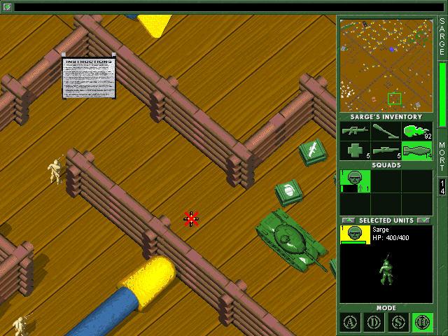 玩具兵大战3(ArmyMen3)中文硬盘版截图2