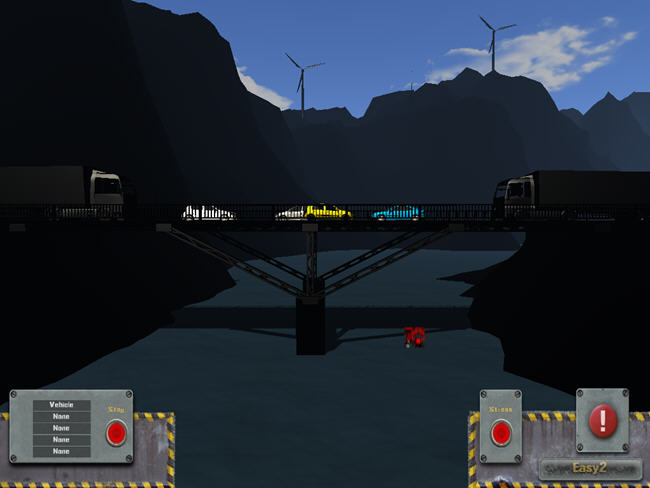 桥梁建设(Bridge The Construction Game)英文硬盘版截图2