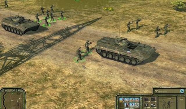 战火:重装上阵硬盘版截图1