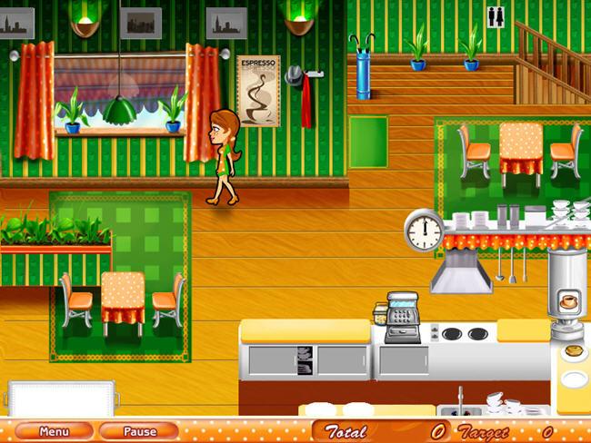 美女餐厅之绝世美味(DeliciousDeluxe)绿色硬盘版截图0