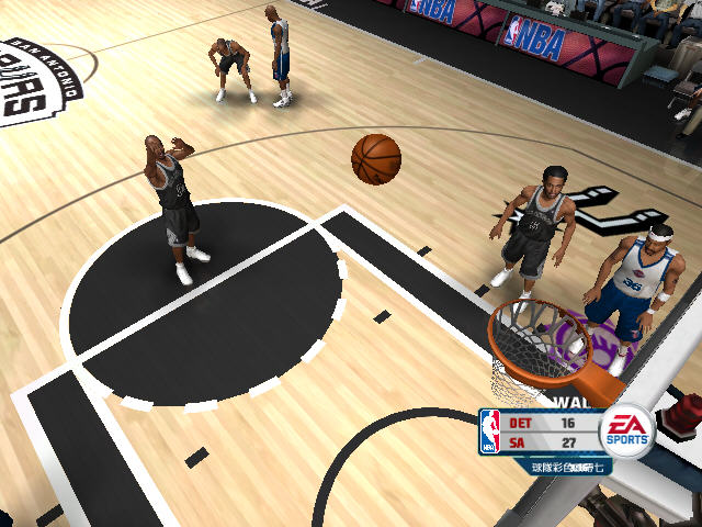 NBA live 2006�����������ͼ0