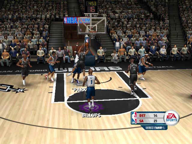 NBA live 2006�����������ͼ3
