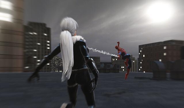 蜘蛛侠暗影之网截图1