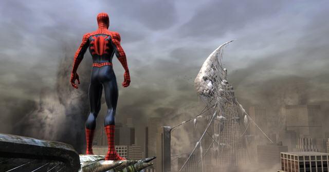 蜘蛛侠暗影之网截图0
