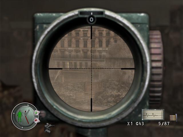 狙击精英汉化完整版截图2