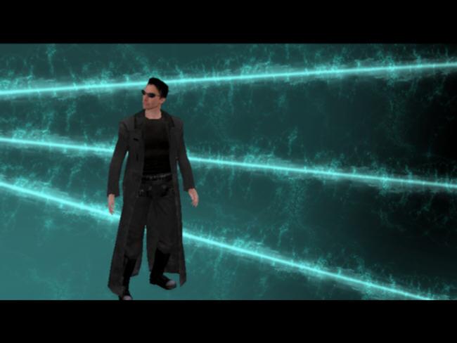 黑客帝国:尼奥之路(Matrix3)绿色英文版截图2