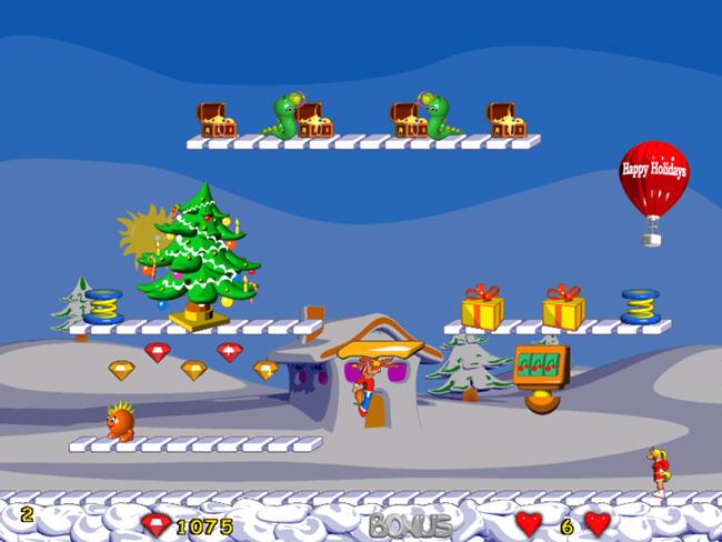 跳跳小狐狸(FoxyJumper2WA)绿色硬盘版截图2