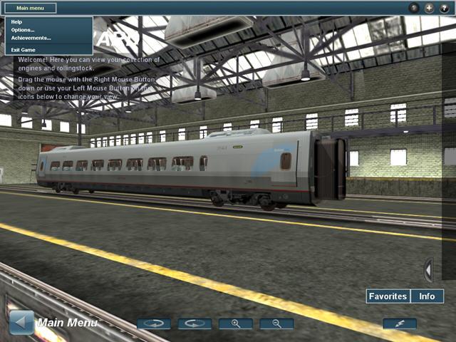 模拟火车12截图2