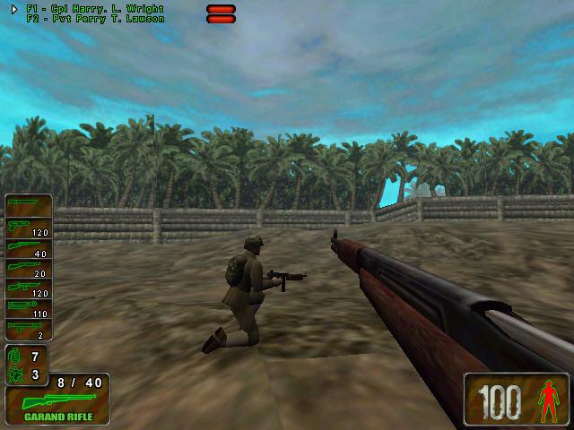抗日:决战硫磺岛(IwoJima)绿色硬盘版截图2