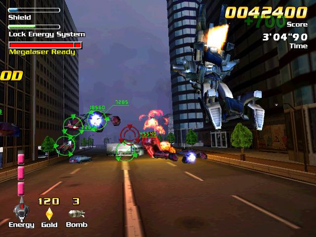飞龙战士(exzeus)绿色硬盘版截图1
