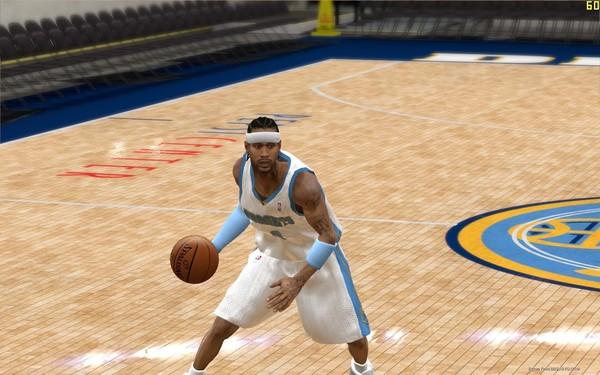 NBA 2k9截图2