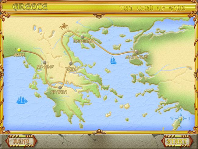亚特兰蒂斯探密(Atlantis Quest)绿色英文版截图0