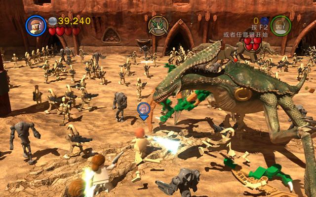 乐高星球大战3:克隆战争截图3