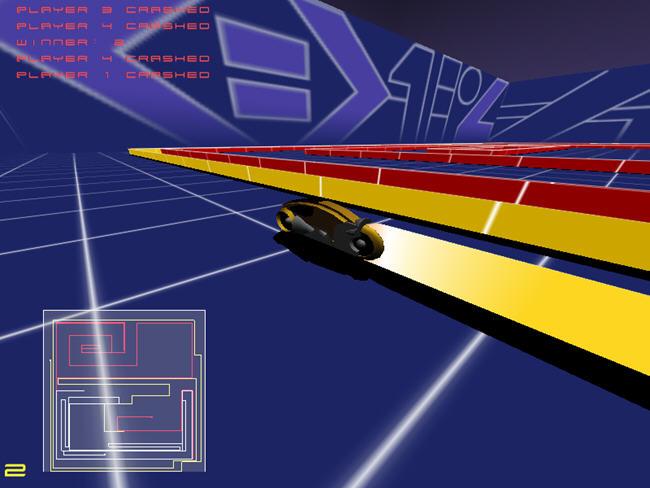 横冲直撞赛车截图1