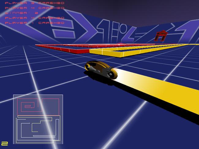 横冲直撞赛车截图0