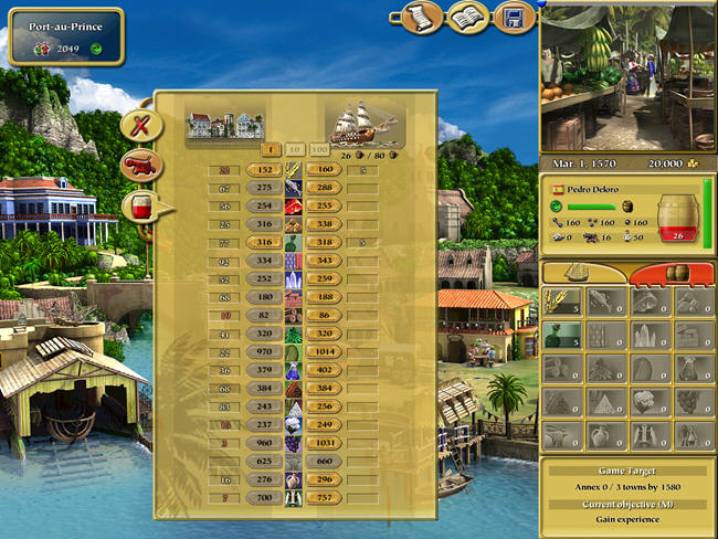 Might & Magic Heroes VI, Пираты Дикого моря - Приключения Капитана Хака