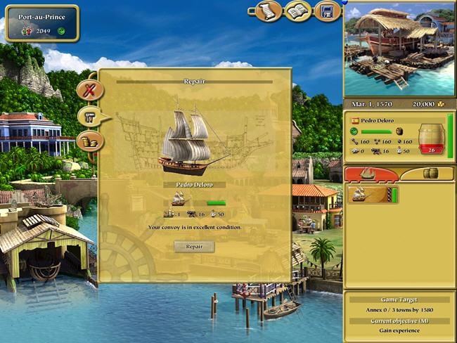 海盗猎手(Pirate Hunter)绿色英文版截图2