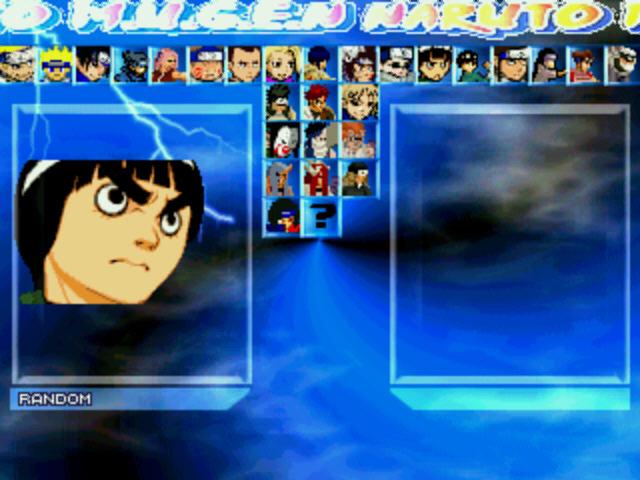 火影忍者格斗(Naruto M.U.G.E.N)绿色硬盘版截图2