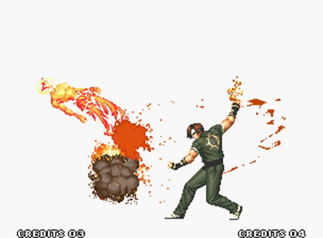 拳皇97无限能量(koy97jq)绿色硬盘版截图2