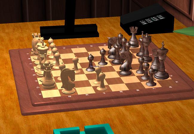 3D国际象棋(Chess)绿色破解版截图1