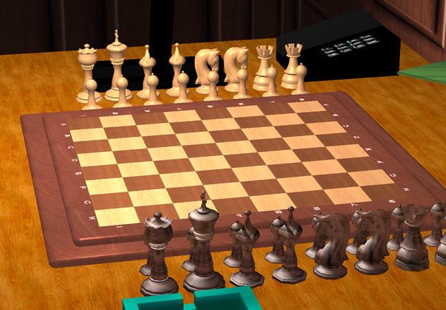 3D国际象棋(Chess)绿色破解版截图2