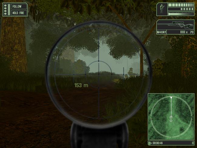 特种神枪手2(Marine_Sharpshooter_2_Jungle_Warfare)l绿色硬盘版截图2