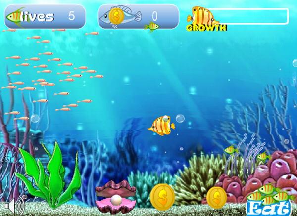 大鱼吃小鱼2010完整硬盘版截图3