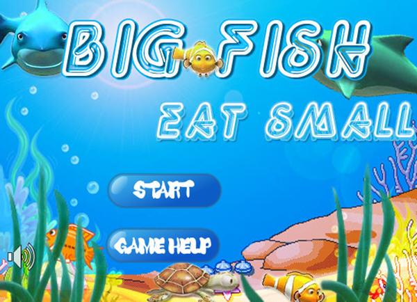 大鱼吃小鱼2010完整硬盘版截图0