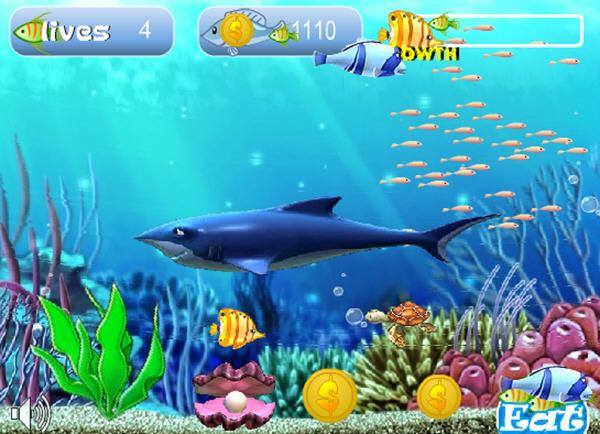 大鱼吃小鱼2010完整硬盘版截图1