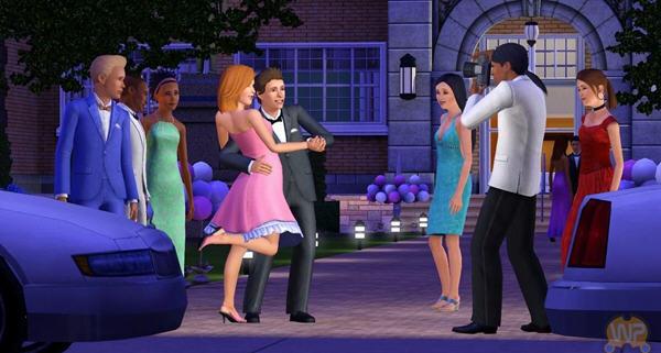 模拟人生3:历代记(The Sims 3:Generations)中文免安装硬盘版截图1