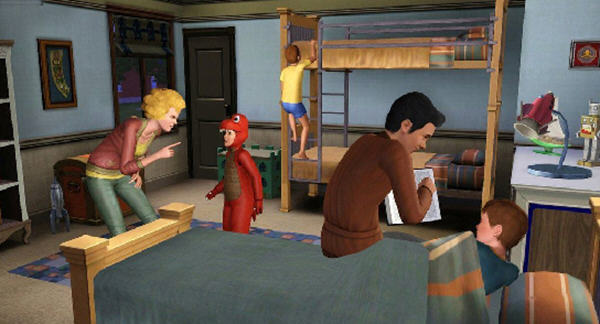 模拟人生3:历代记(The Sims 3:Generations)中文免安装硬盘版截图0