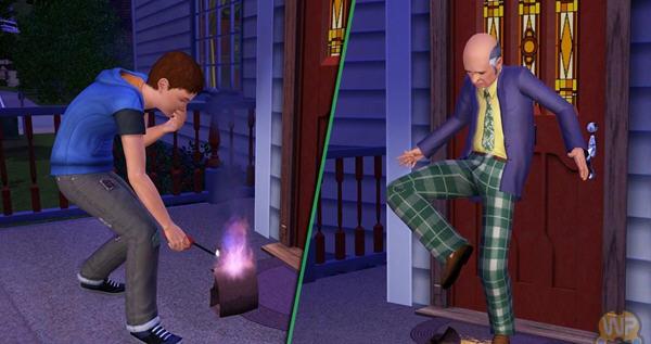 模拟人生3:历代记(The Sims 3:Generations)中文免安装硬盘版截图3