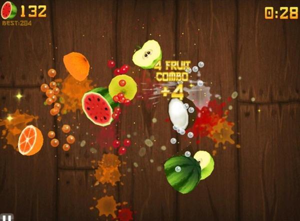 水果忍者高清版截图2