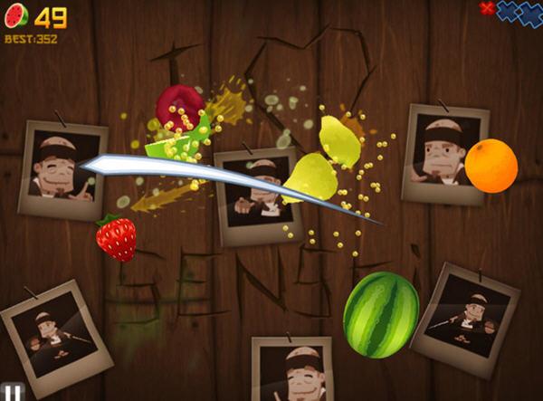 水果忍者高清版截图3