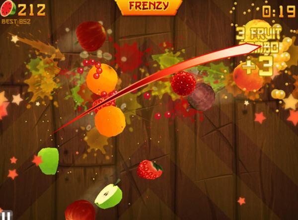 水果忍者高清版截图4