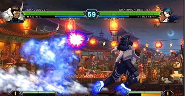 拳皇13(kof13)PC版截图2
