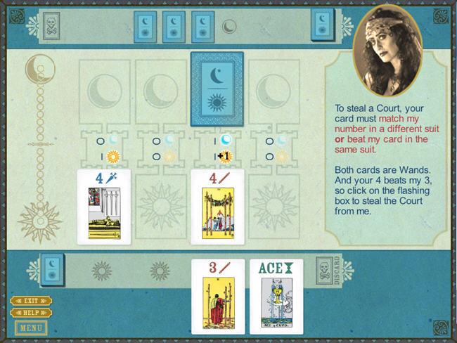 霍伊尔纸牌游戏2007(HoyleCardGames2007)绿色硬盘版截图2