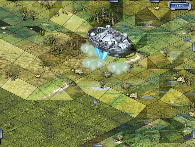直接命中:导弹战争(Direct Hit: Missile War)英文硬盘版截图1