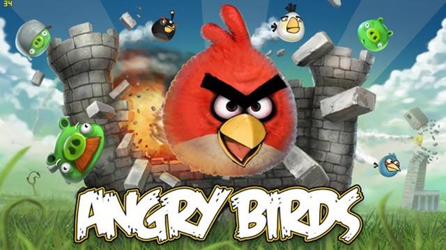 愤怒的小鸟(angry birds)V1.5.1U1绿色便携版截图0