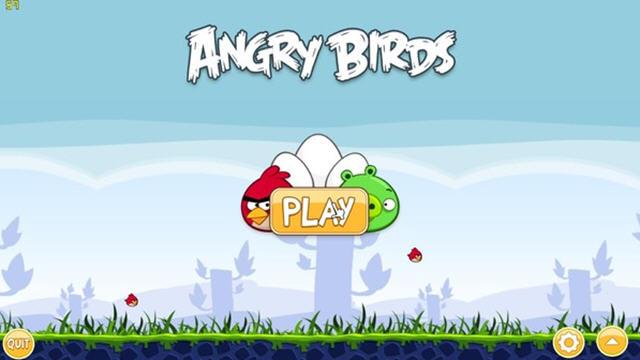 愤怒的小鸟(angry birds)V1.5.1U1绿色便携版截图2