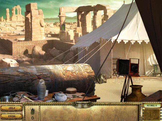 浪漫七大奇迹之金字塔(Great_Pyramids)英文硬盘版截图0