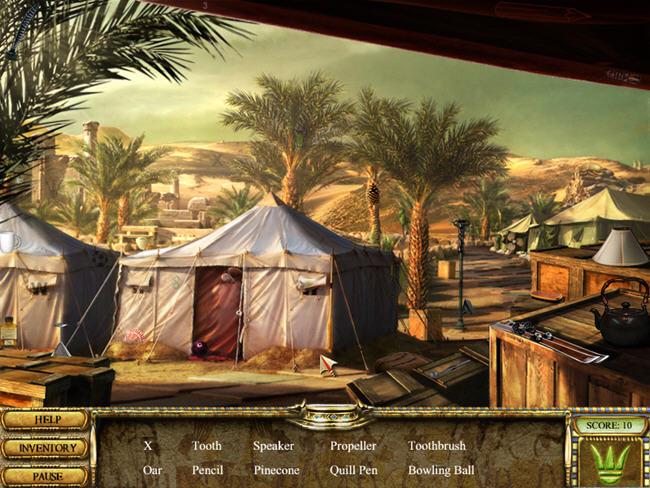 浪漫七大奇迹之金字塔(Great_Pyramids)英文硬盘版截图1