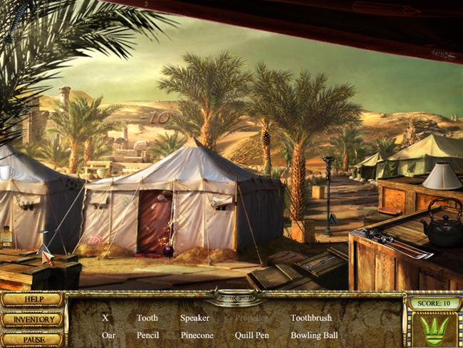 浪漫七大奇迹之金字塔(Great_Pyramids)英文硬盘版截图2