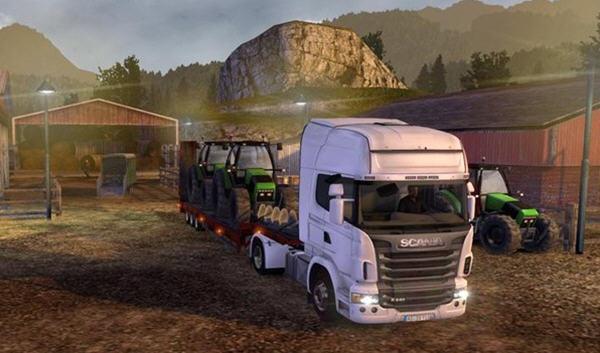 卡车技能大赛(Trucks & Trailers)绿色硬盘版截图1