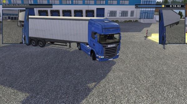 卡车技能大赛(Trucks & Trailers)绿色硬盘版截图4