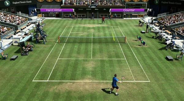 虚拟网球4截图0